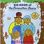 "Kid's books: ""Where is Baby's Belly Button"" $3.07 & ""Big Book of the Berenstain Bears"" (5 stories) $5.40"