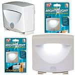 Mighty Light Motion Activated Sensor LED Light - 1 for $7 or THREE for $12 -SHIPS FREE!