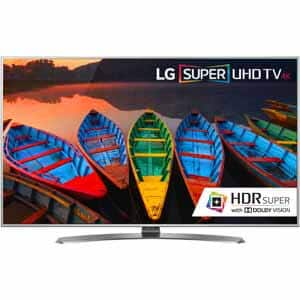 "[B&M] Fry's LG 65UH7700 65"" Super UHD 4K HDR Smart LED TV - $999 with 5/29 promo code"
