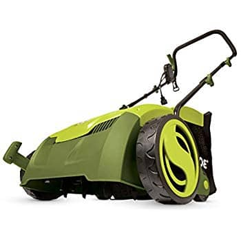 Sun Joe AJ801E 13 in. 12 Amp Electric Scarifier + Lawn Dethatcher w/Collection Bag @ Amazon $93.15