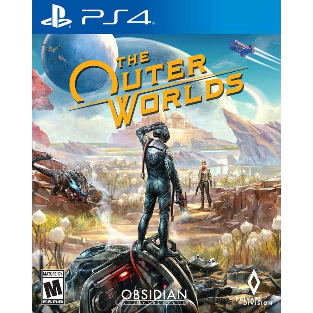 The Outer Worlds at Gamestop New $39.99
