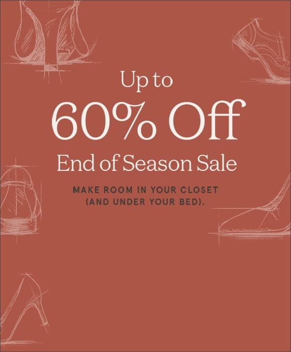 Up to 60% Off End of Season Sale @Rockport.ca