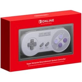 Official SNES Wireless Controllers for Nintendo Switch Available Again @Store.Nintendo.com - $29.99+tax, $5 ship