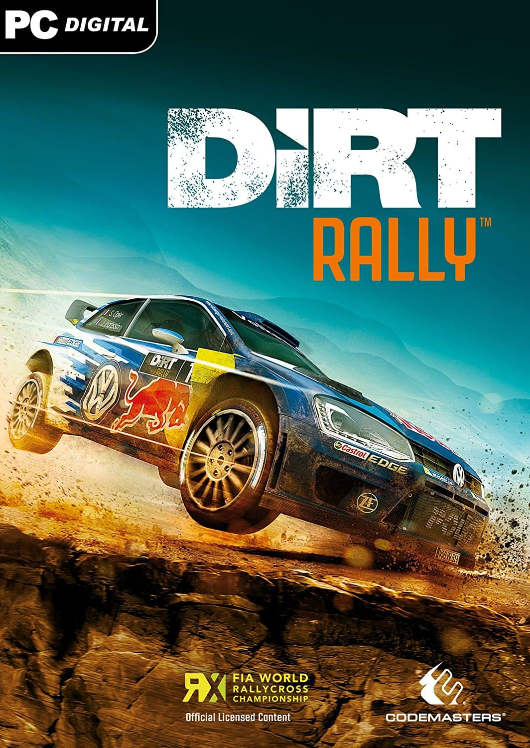 PC game - Amazon: DiRT Rally - V1.0 Full Release (Steam Code) $12