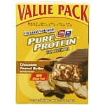 Pure Protein Chocolate Peanut Butter Value Pack 6 Bars - $4.33 w/S&S