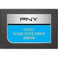 Frys Deal: PNY CS1211 240gb SSD $69 Fry's online and B&M until 9/5