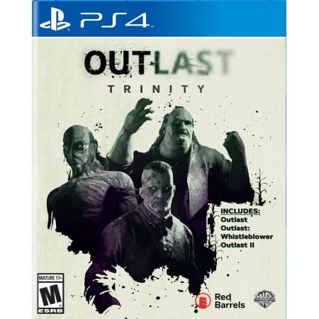 Outlast Trinity PS4 $15 at Target