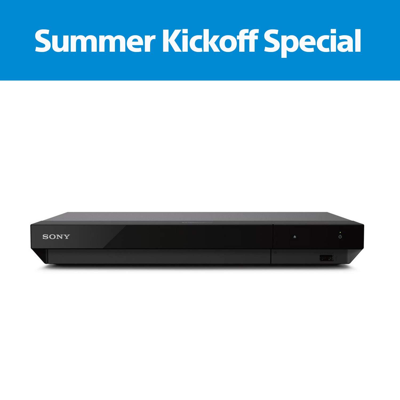 Sony UBP-X700 4K UHD Blu-ray player-$128