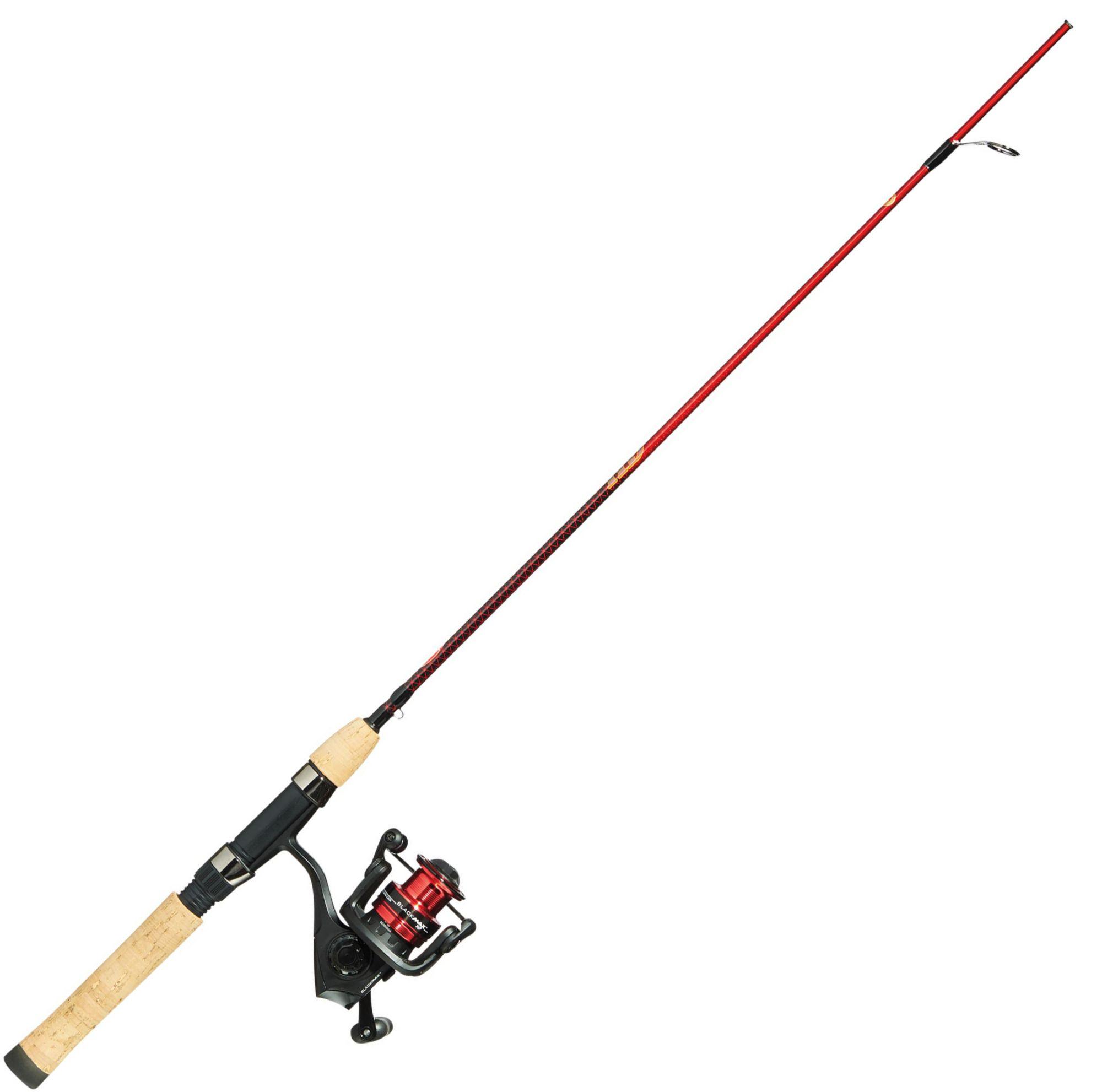 Berkley Cherrywood HD Black Max Fishing Rod and Reel Combo $19.98 AR