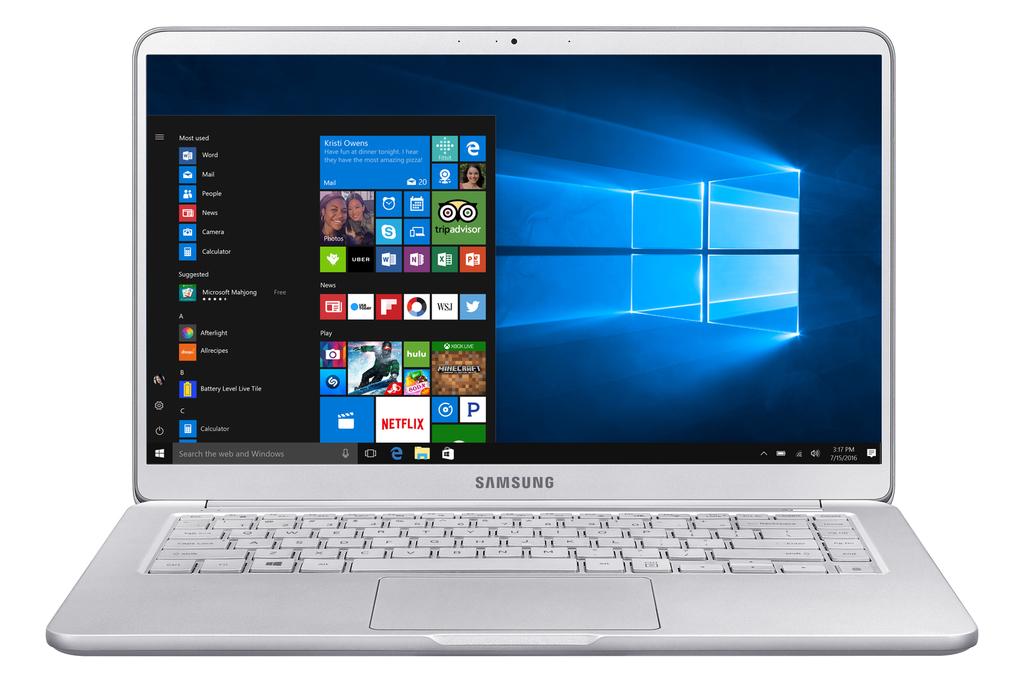 """SAMSUNG Notebook 9   I7 7500u 256GB SSD 15.6"""" FHD 8GB ram  BM YMMV $399"""