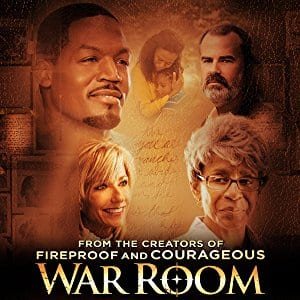 Add on item: War Room & Heaven Is For Real DVD $5 each