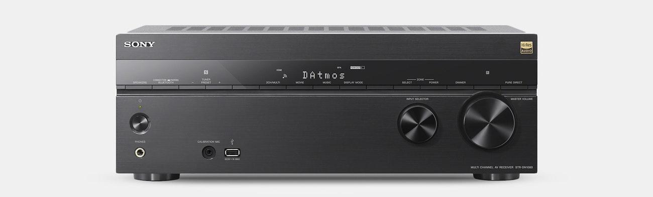 Sony STR-DN1080 7.2-Ch Home-Theater AV Receiver $299.99