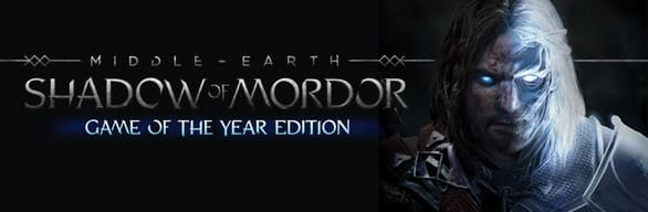 PC - Middle-earth: Shadow of Mordor Game of the Year Edition $5.76