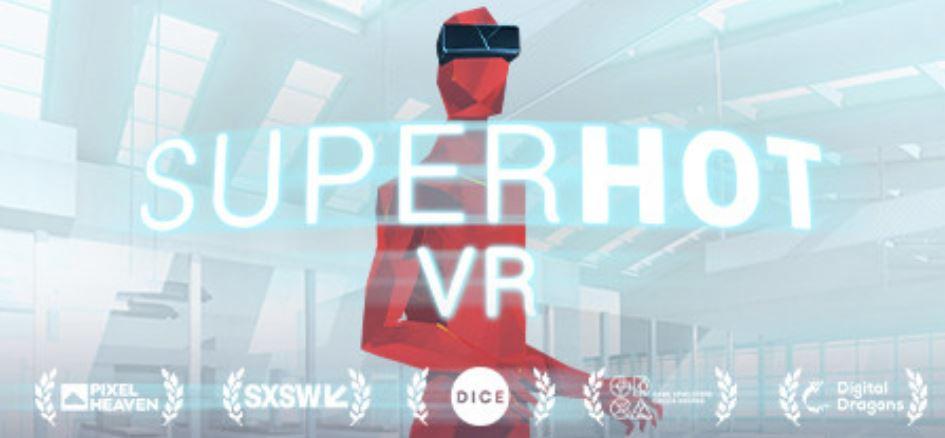 SUPERHOT VR - Steam - $14.99