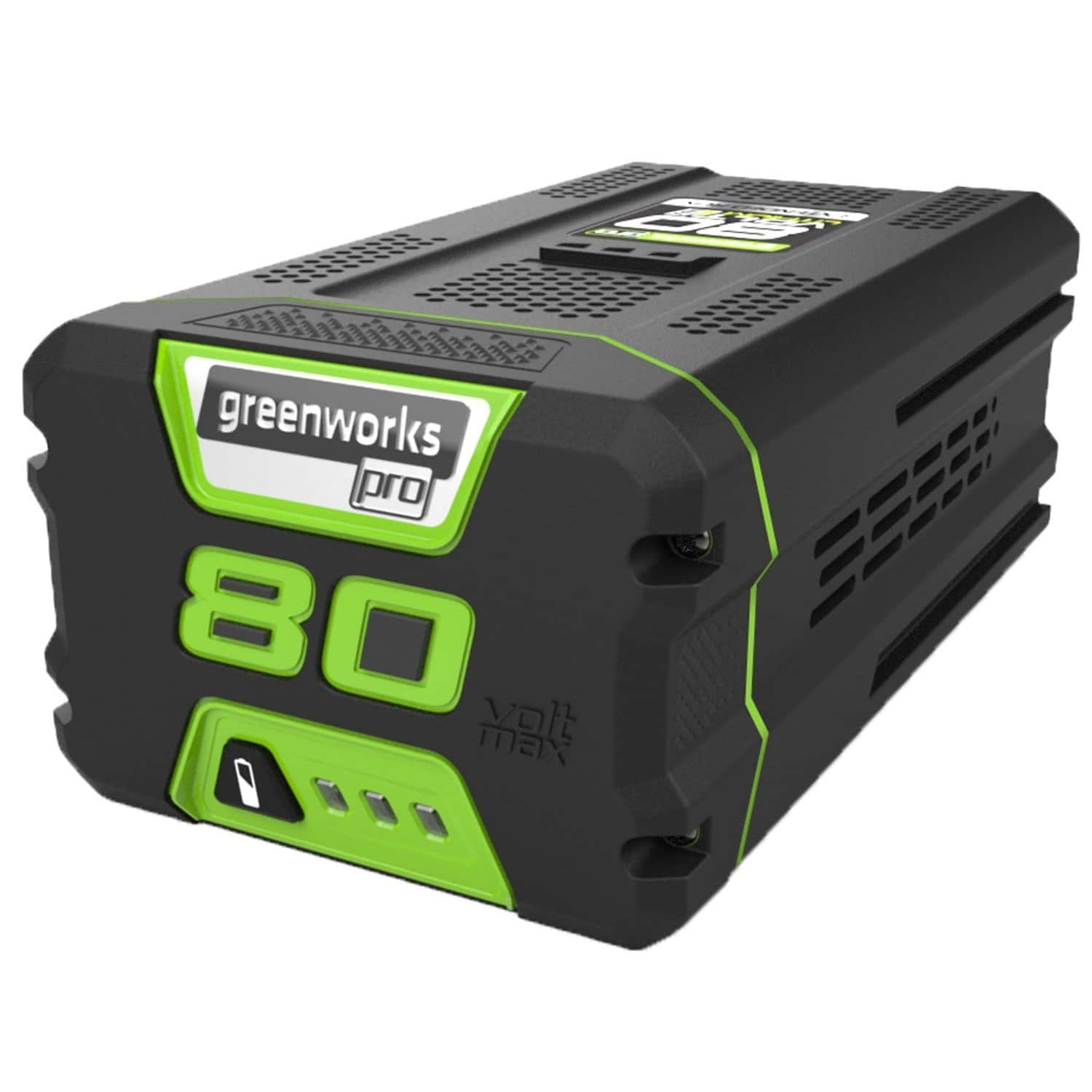Greenworks PRO 80V 4.0 AH Lithium Ion Battery GBA80400 - $169.61 @ Amazon