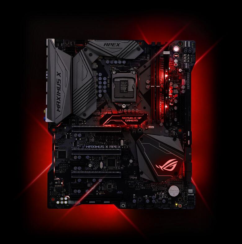 Asus ROG Maximus IX Apex Z270 LGA1151 Motherboard $158.99 AR