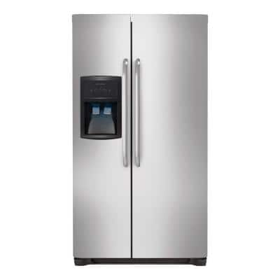 4-piece Frigidaire Stainless Appliance Set - Home Depot - $1639.40 +FS