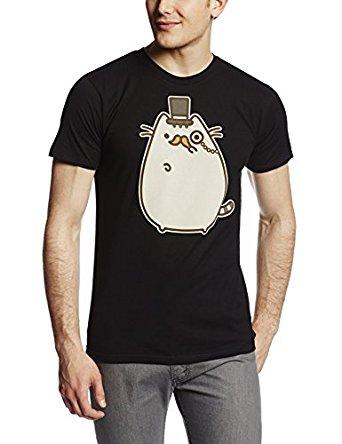 Pusheen T-Shirt Sale from $7.59 - Amazon