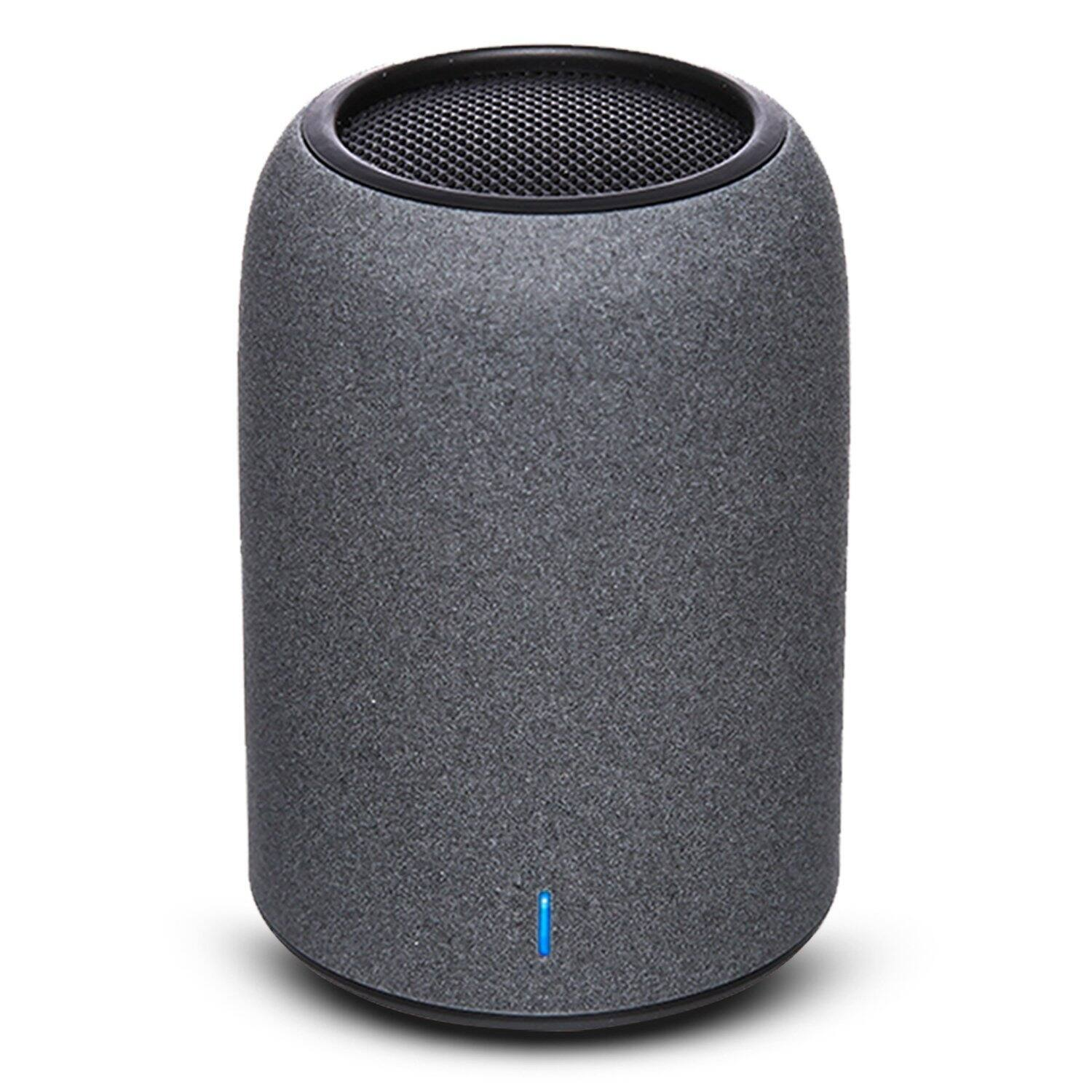 ZENBRE M4 Portable Wireless Speaker Bluetooth 4.2 + Mic, Black Only $6.99