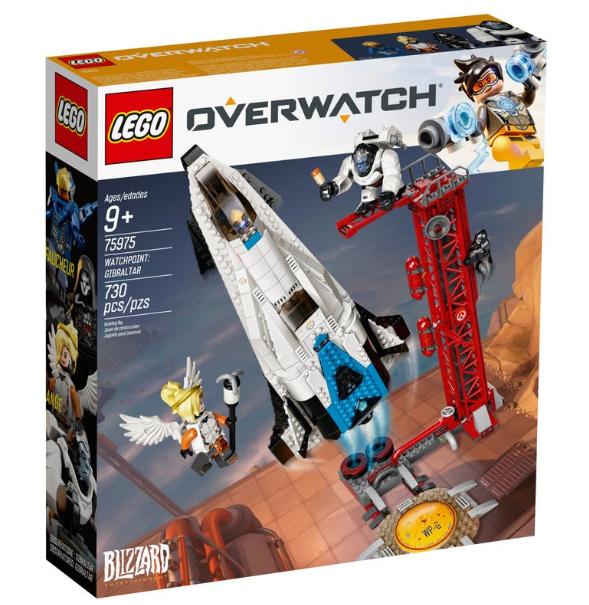 LEGO: Overwatch Watchpoint Gibraltar - $21 YMMV