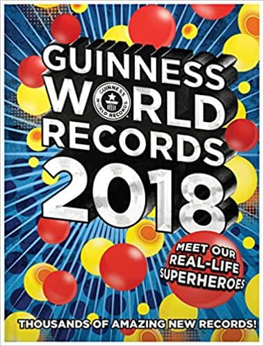 Guinness book of World Records - Hardback - Amazon FS with Prime $13.99