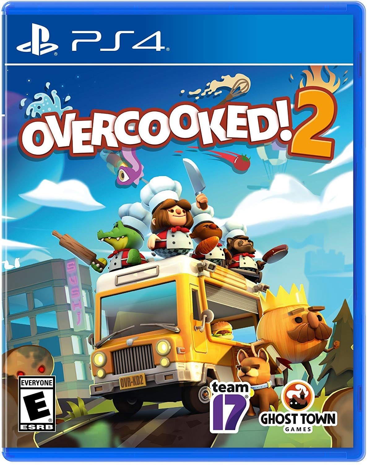 Overcooked 2! PS4 and Xbox ($23.99) or switch ($31.99) prime Savings! for amazon prime members