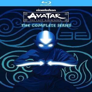 Avatar - The Last Airbender: The Complete Series Box set Blu-ray $29.59 Amazon (lowest price)