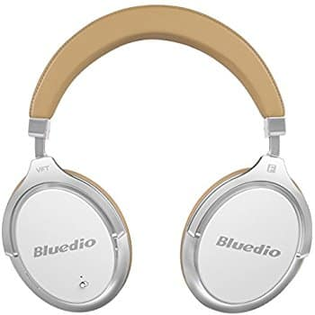 "Bluedio F2 (Faith) Active Noise Cancelling Over-ear Business Wireless Bluetooth Headphones with Mic (White) $$32.99.  Coupon code ""AVCQ4W4E"""