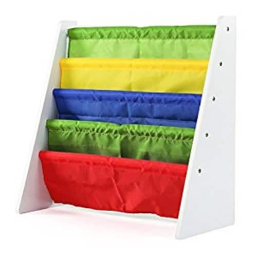 Tot Tutors Kids Book Rack Storage Bookshelf For $2.32 -- CLIP COUPON