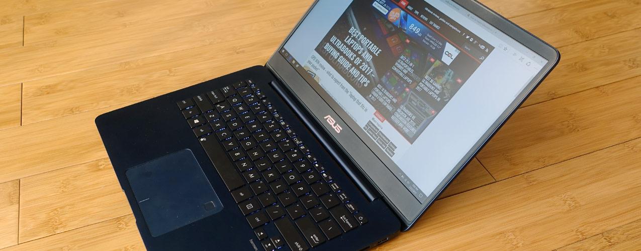 ASUS ZenBook UX430UQ Laptop - Intel Core i7 - NVIDIA GTX940mx  Graphics - 512 GB SSD - @250 off $999