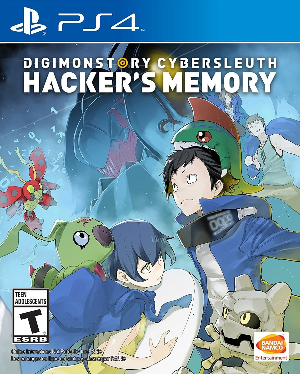 Digimon Story Cyber Sleuth: Hacker's Memory (PlayStation 4) $25.78