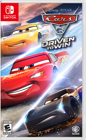 Nintendo Switch Digital: Cars 3: Driven to Win & More $19.99