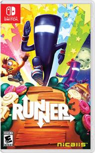 Amazon: $29.99 Runner3 - Nintendo Switch Physical