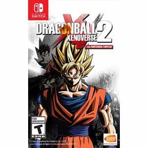 GCU Members: Dragon Ball Xenoverse 2 (Nintendo Switch) $23.99