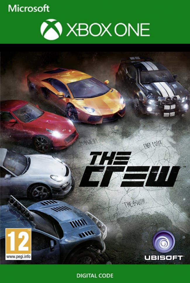 The Crew (Xbox One Digital Download) for $5.29 or less