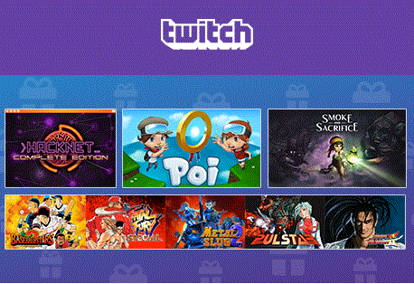 Twitch Prime Loot: Members Can Now Gift Games to Their Friends