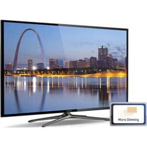 """Samsung 75"""" Class (74.6"""" Actual Diagonal Size) F6300 Series Smart LED TV (UN75F6300) Frys, $1999.99 *Not available for Shipping*"""