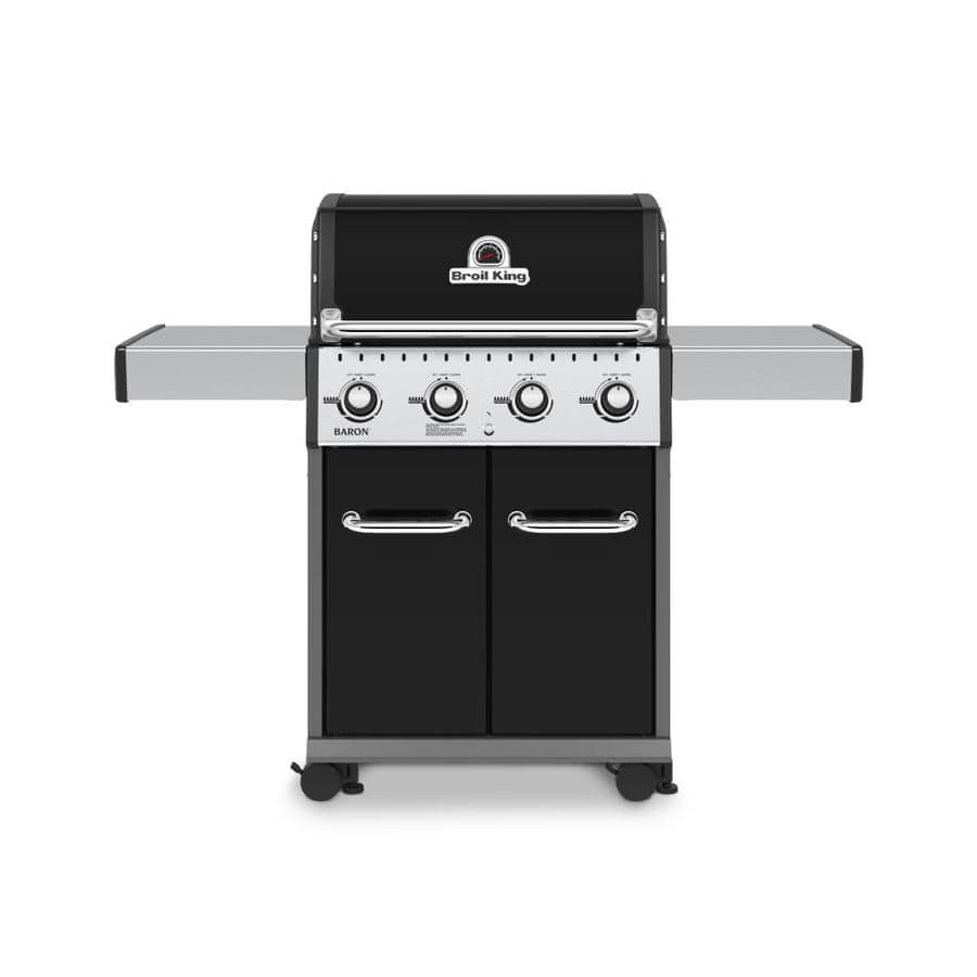 Broil King Baron 420 $125 Baron 320 $100 YMMV Lowes