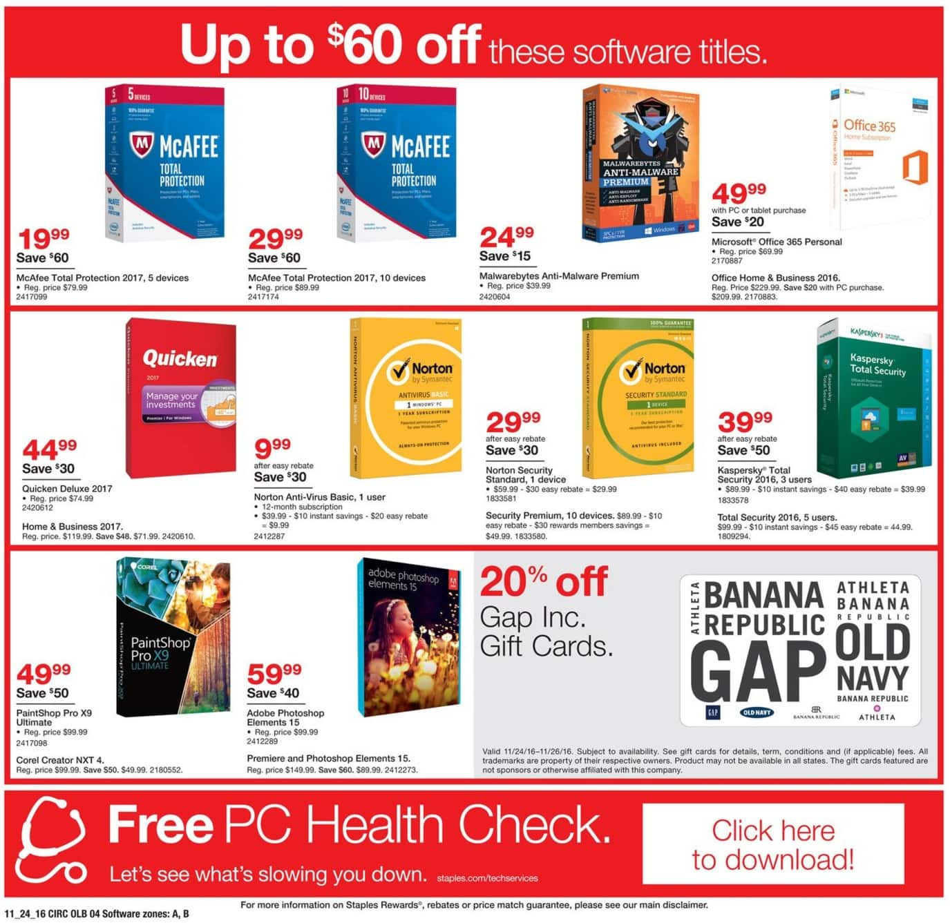 Staples deals slickdeals red robin coupon april 2018 hp pavilion laptop 499 intel core i7 12 gb ram 1 tb hard disk staples black friday more deals like this 2 hours old 59 views malvernweather Gallery