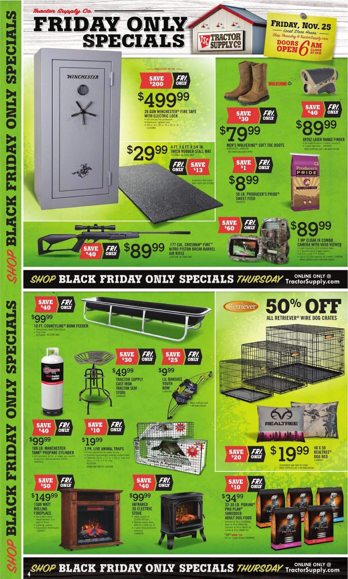 Best gun safe deals black friday