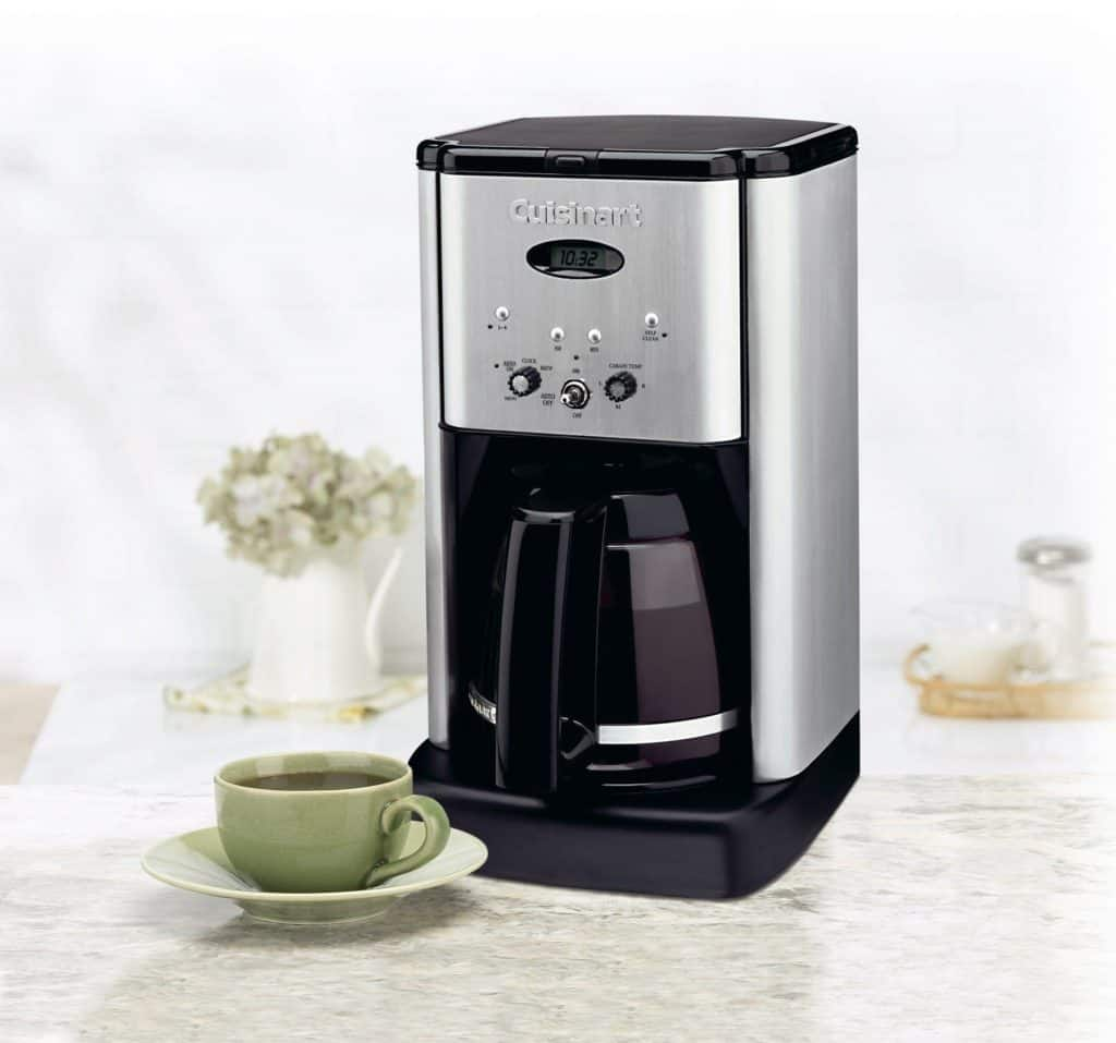 Coffee maker buying guide 2015 for Cuisinart dcc 1200