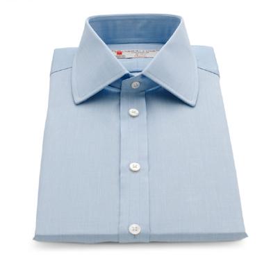Light blue Turnbull & Asser dress shirt