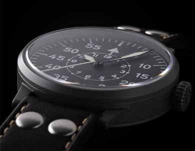 German flight watch