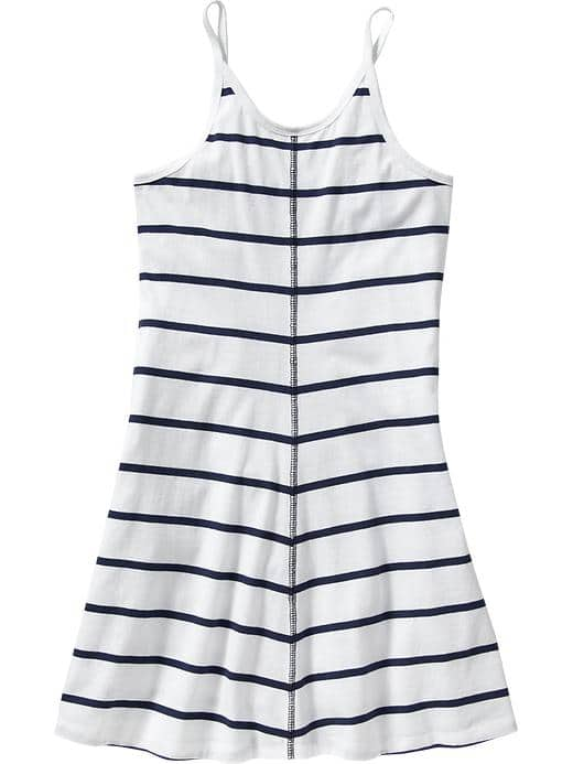Old Navy Girls' Jersey Cami Dress