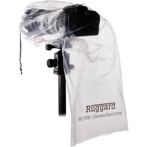 Camera with rain cover