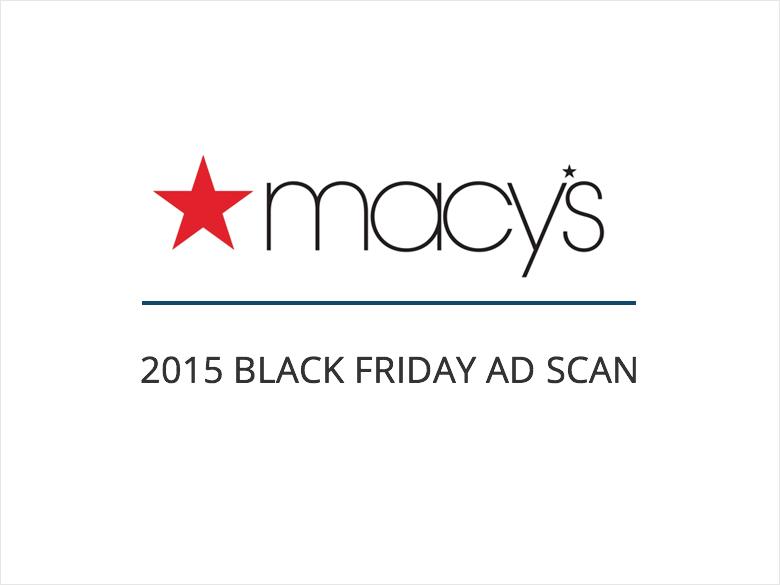 Macy's Black Friday ad