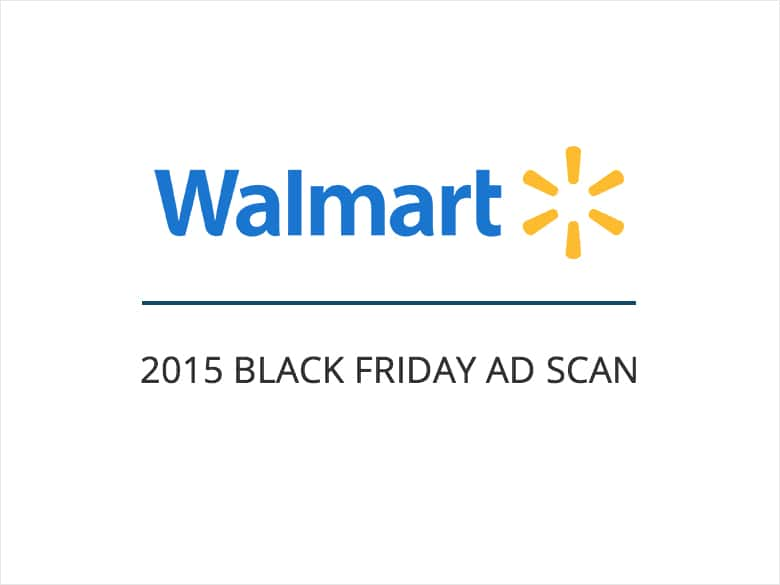 Walmart Black Friday Ad Scan: What to Get