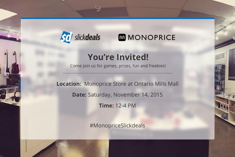 Monoprice Invite