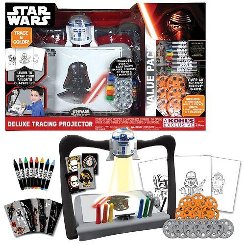 Star Wars Tracing Projector Kit