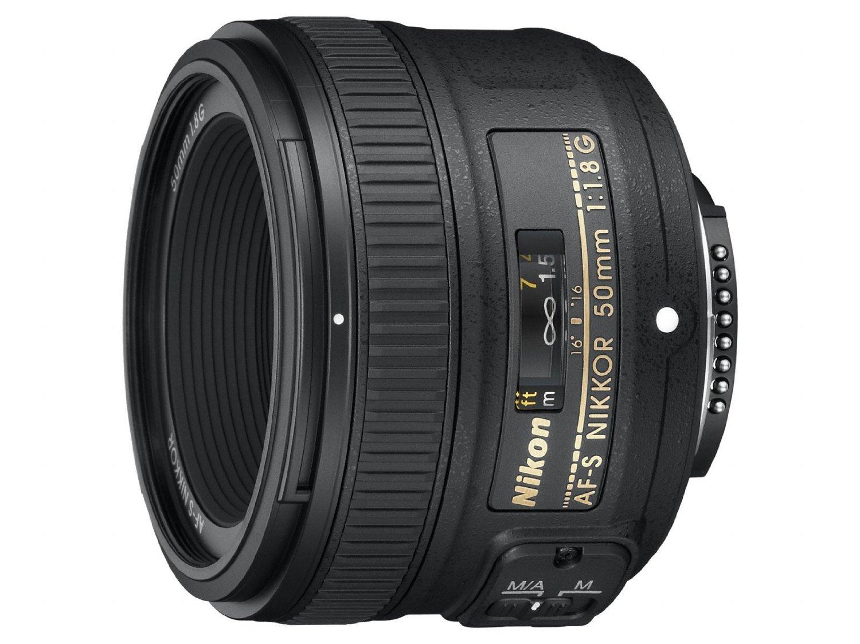Nikon 50mm FIxed